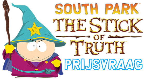South Park: The Stick of Truth prijsvraag