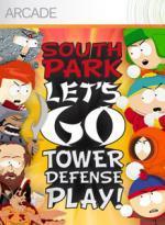 South Park Let's Go Tower Defense Play! box