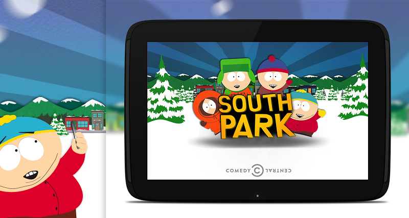 South Park app voor Android en iOS